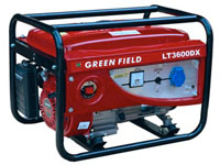 Green Field LT 3600DX