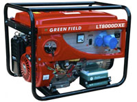 Green Field LT 8000DXE